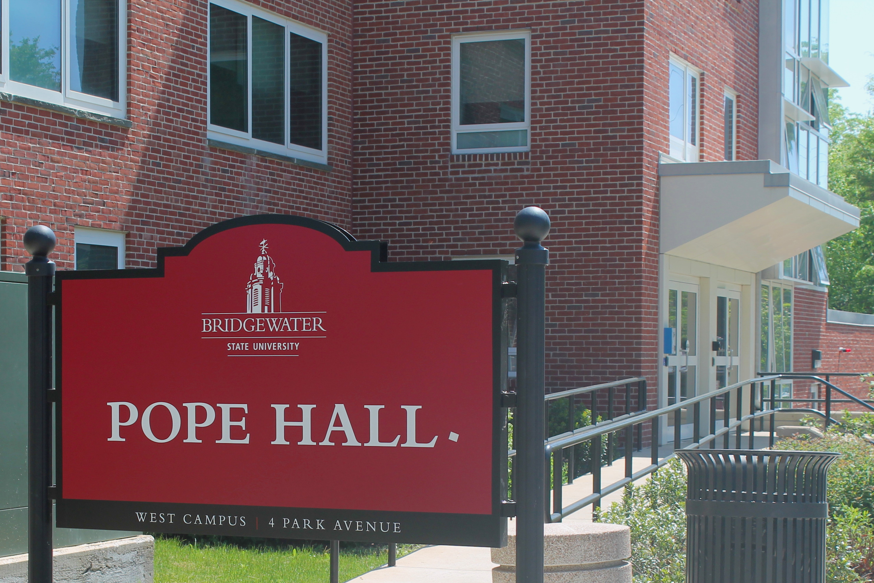 Pope  Residence Hall
